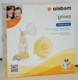 Medela Swing Single Electric Compact Lightweight Breast Pump