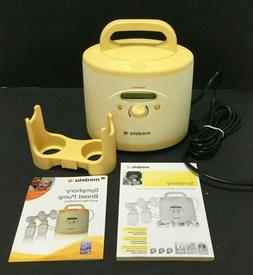 symphony breast pump