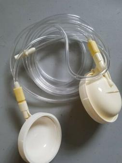 Medela Symphony Breast Pump Membrane Cap And Tubing set of 2