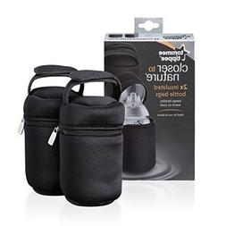 Tommee Tippee Closer to Nature Insulated Bottle Carriers  by
