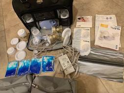 Philips Avent Twin Electronic Breast Pump in Good Condition