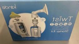 Kiinde Twist Breast Pump Storage And Feeding Starter Kit