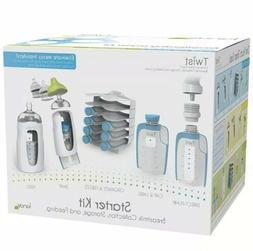 Kiinde Twist Breastfeeding Gift Set New In Box, Box Is Damag