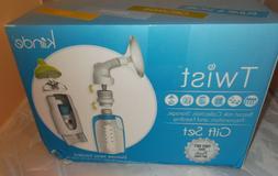 Kiinde Twist Breastfeeding Infant Feeding Gift Set & Foodii