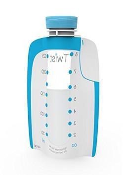 Kiinde Twist X-Large Breastmilk Pouches - 8 oz - 39 ct