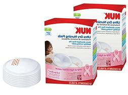 NUK Ultra Dry Disposable Nursing Pads, 50 Count