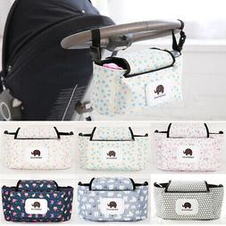Universal Baby Trolley Storage Bag Stroller Cup Carriage Pra