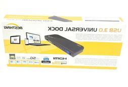 BESTHING USB 3.0 Universal Dock Station 1080P HD Ready Super