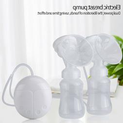 USB Double Electric Breast Suction Enlarger Pump Breastpump