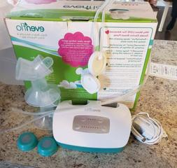 Used Evenflo advanced double electric breast pump. GET EVERY