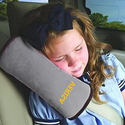 VERISA Seat Belt Pillow, Car Seat Belt Covers for Kids, Adju