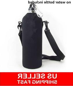 `Outdoor 750ML Water Bottle Carrier Insulated Cover Bag Pouc