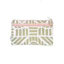 Wet + Dry Wallet - Waterproof Wet Bag with Dry Pocket - Trav