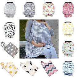 Women Mum Shawl Cloth Breastfeeding Cover Feeding baby Nursi